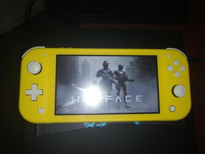 Nintendo switch lite like new yellow for Sale in Arvada, CO