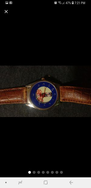 Vintage Pepsi Cola watch for Sale in Cheyenne, WY