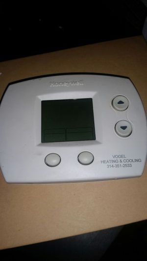 Honeywell thermostat for Sale in St. Louis, MO