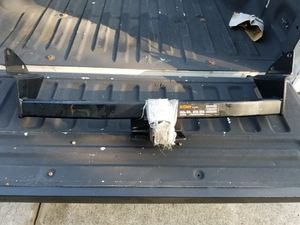 """Curt trailer hitch reciever plus 2"""" ball for Sale in Houston, TX"""