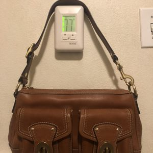 Coach Leather medium for Sale in Seattle, WA