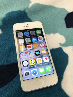 iPhone 5 for Sale in San Jose, CA