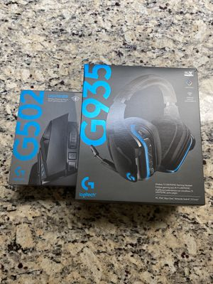 G935 Wireless Gaming Headset for Sale in Woodstock, GA