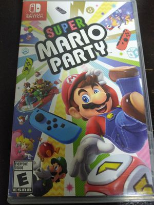 Mario Party for Sale in Cliffside Park, NJ