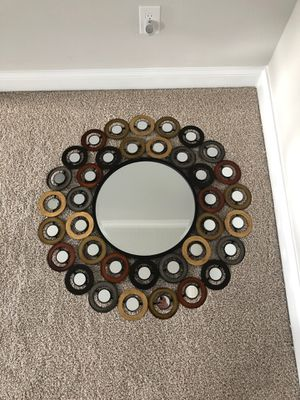 Unique decorative wall mirror for Sale in Lake Mary, FL