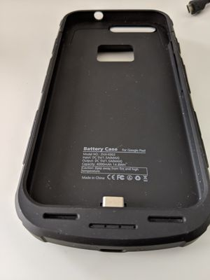 Google Pixel Battery Case for Sale in Fairfax, VA