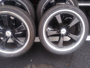 VENDO RINES MANCA TSW. SAIZ 19. 5X114.3. ESTAN EN VUENAS CONDICIONES for Sale in UNIVERSITY PA, MD