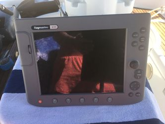 Raymarine C120 GPS / Chartploter for Sale in Wantagh,  NY