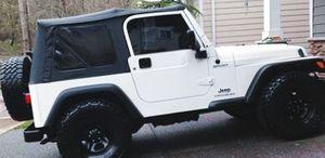 2OO3 Jeep WranglerPrice1OOO$ for Sale in Selma, CA