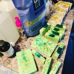 Goats milk handmade soaps 🧼 for Sale in Cumberland, RI