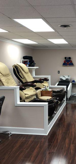 2 Pedicure chairs $1200 for Sale in Alexandria, VA