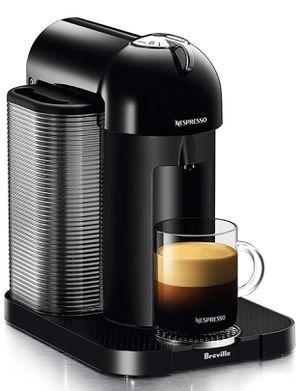 Breville-Nespresso USA BNV220BLK1BUC1 Vertuo Coffee and Espresso Machine, Black for Sale in Indianapolis, IN