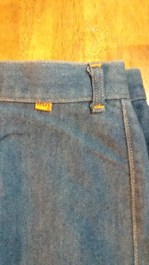 Authentic 1970s Levi's orange tag for Sale in San Lorenzo, CA