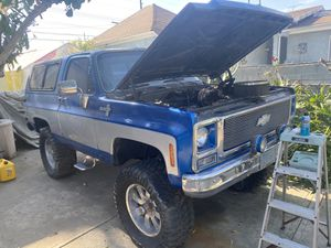 Chevy Blazer 1979 for Sale in Los Angeles, CA