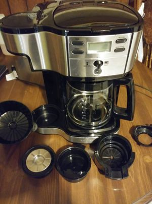 Multi Purpose coffee maker and Air fryer. for Sale in North Providence, RI