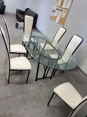 Table , dining table, chairs for Sale in Santa Ana, CA