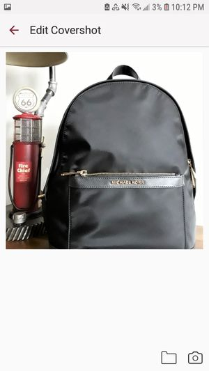 """NWT Michael Kors """"Morgan"""" Nylon Backpack for Sale in Chicago, IL"""