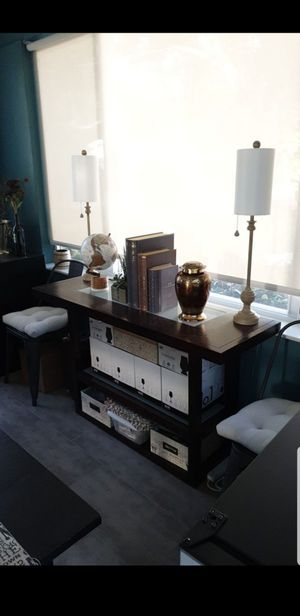 Console Accent Table for Sale in Fort Lauderdale, FL
