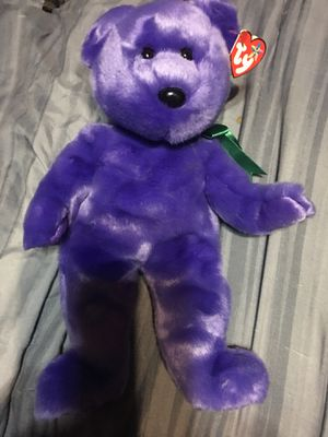 """Large employee ty Bennie baby """" rare """" for Sale in Houston, TX"""