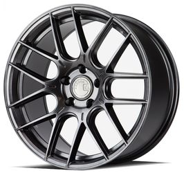 Bmw 428i Staggered New 18x8.5/9.5 Hyper Blk Rims Tires Set for Sale in Hayward,  CA