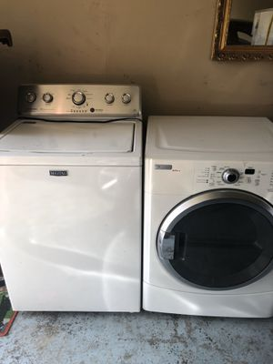 Washer dryer set for Sale in Concord, CA
