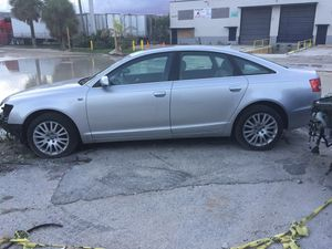 2007 Audi A6 parts parting out oem part for Sale in Miami, FL