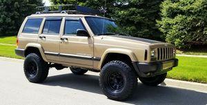2000 Jeep Cherokee AWDWheels for Sale in Jacksonville, FL