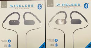NEW 2 Boxes of Bluetooth Wireless Earbuds for Sale in San Antonio, TX