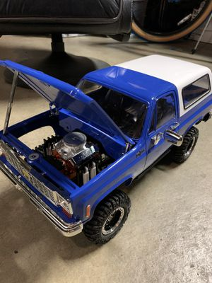 Limited Edition Blazer RC Crawler !! Rtr for Sale in Hesperia, CA