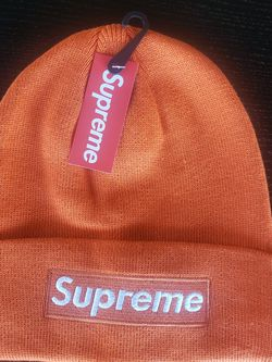 Orange Supreme Hat for Sale in Saginaw,  MI