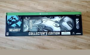 Tony Hawk's Pro Skater 1 and 2 Collector's Edition for Xbox One for Sale in Fullerton, CA