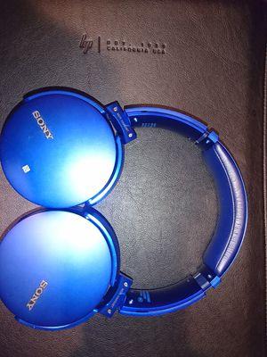 Sony MDR-XB950BT Bluetooth headphones. for Sale in Washington, DC