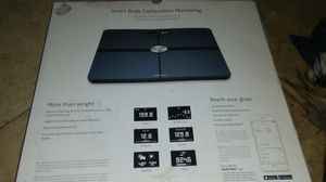 Body composition WiFi scale for Sale in Las Vegas, NV