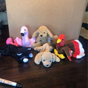 Beanie babies for Sale in Newport Beach, CA