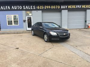 2008 Chevy Malibu 123000 miles rebuilt title $3200 Cash for Sale in Nashville, TN