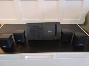 Bose Speakers (Set of 5) for Sale in Renton, WA