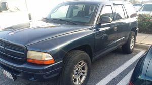 $500. Has bad transmission 2003 dodge Durango v8 4x4 for Sale in North Potomac, MD