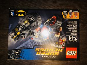 Lego super heroes gothem city cycle chase for Sale in Columbus, OH