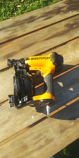 Bostich nail gun for Sale in Woodruff, SC