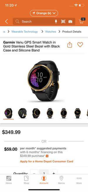 Venu smart watch for Sale in Huntington Beach, CA