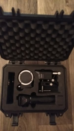 Aputure DEC LensRegain EF to M43 focal reducer, aperture control, and follow focus for Sale in Gresham, OR