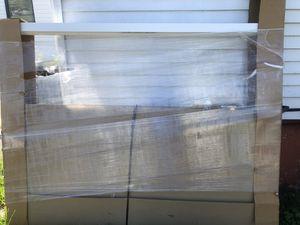 Patio door. glass vinyl for Sale in Lynchburg, VA