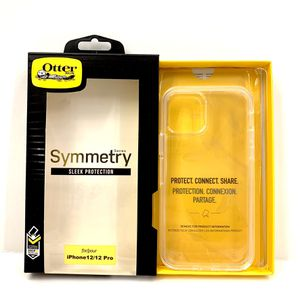 Clear Symmetry OtterBox for iPhone 12 / 12 Pro / 12 Pro Max. for Sale in Norco, CA
