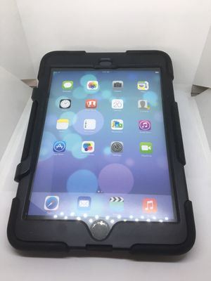 GRIFFIN iPad Mini 1/2/3 Rugged Case Survivor All-terrain case and stand for Sale in Oakland Park, FL