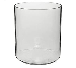 Corning Pyrex 6942-7L Borosilicate Glass 7.5L Reusable Plain Cylindrical Jar for Sale in Dana Point, CA