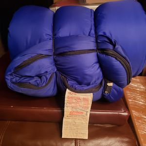 Coleman Adult Sleeping Bag for Sale in Sandy Springs, GA