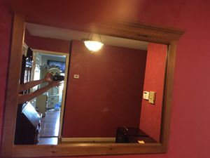 Hanging Wall Mirror for Sale in Staten Island, NY