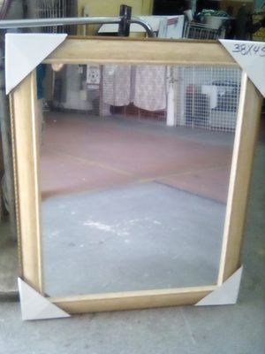 Sale mirror hanging 45x38 for Sale in Los Angeles, CA