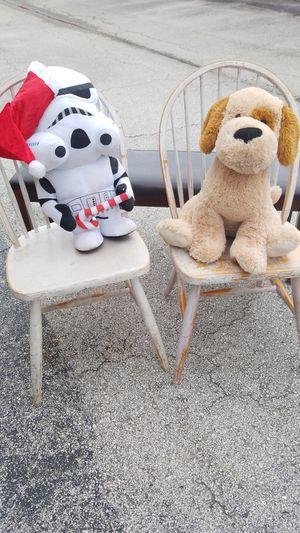 Storm trooper & stuffed animal for Sale in Lake Worth, FL