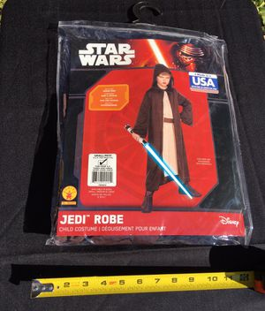 Halloween costumes Disney kids toys Star Wars costumes 2 Jedi robe & Knight outfit size Small for Sale in Edmonds, WA